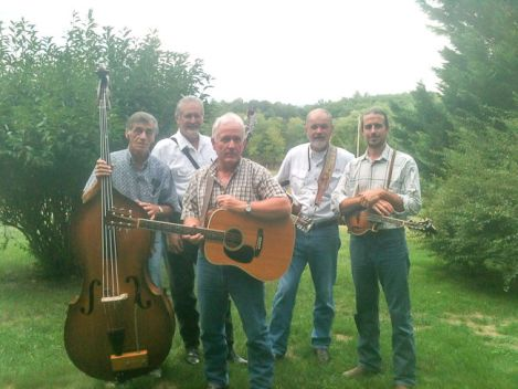 Five of a Kind Bluegrass Band-2